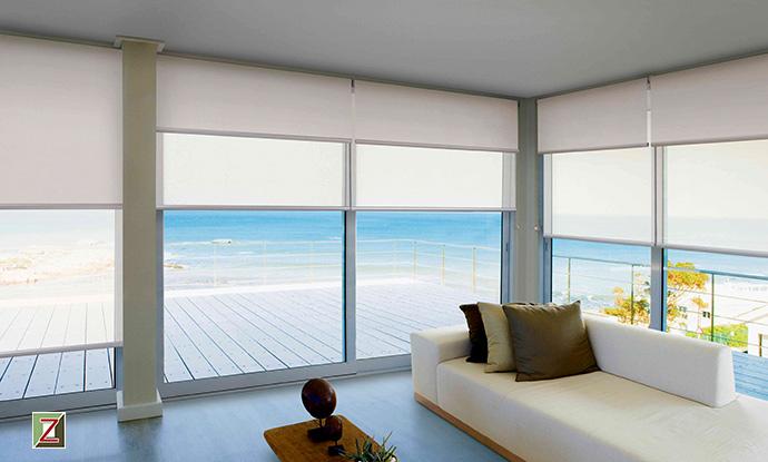 Cortina rol cortina rol sob medida cortinas sob medida z - Laminas de persianas ...